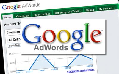 Facem campanii Google Adwords