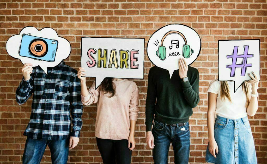 social media pentru seo si diversitate