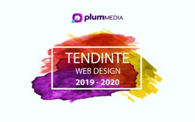 tendinte web design 2020