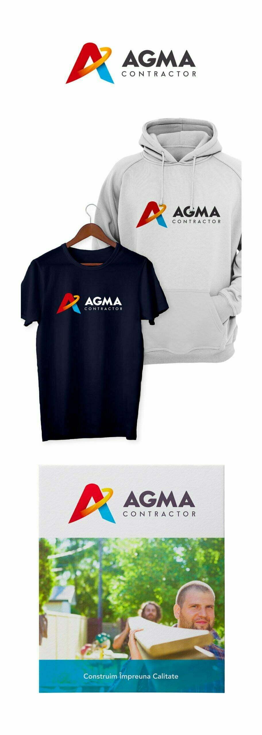 agma logo