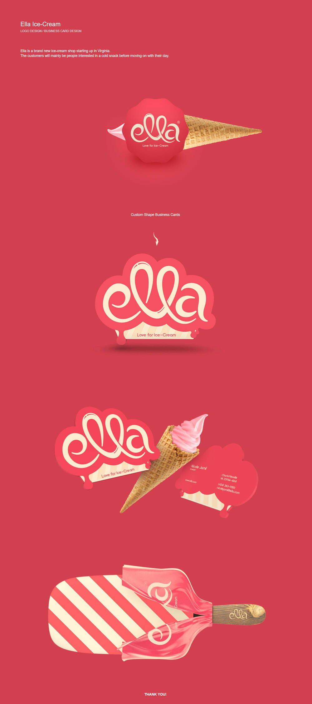 Ella Ice Cream